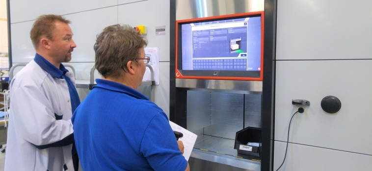 Efficiency and quality improvements in Innokas Kempele factory