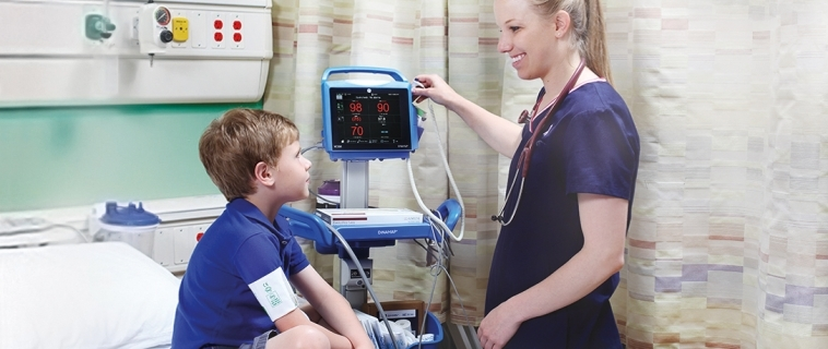 The new software release including hospital configurable EWS functionality was developed with agile schedule: Innokas Medical introduced the Early Warning Score feature in CARESCAPE VC150 Patient Monitor