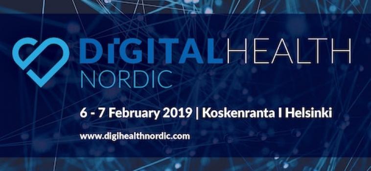 Meet Innokas Medical at Digital Health Nordic -event!