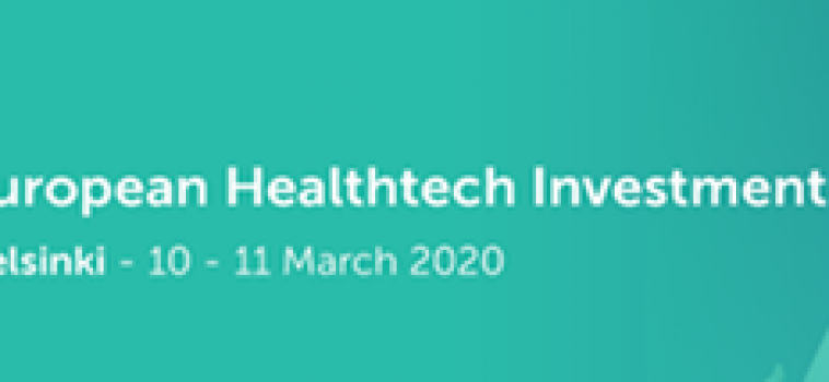Meet Innokas Medical at European Healthtech Investment Forum -event in Helsinki!