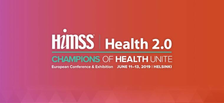 Meet Innokas Medical at HIMSS Europe & Health 2.0 -event in Helsinki!