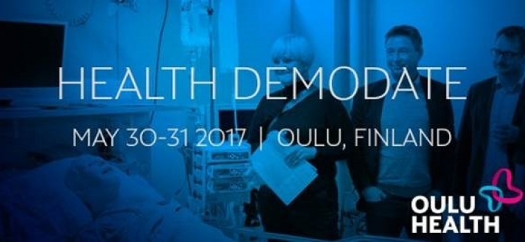 Innokas will participate in Co-creation for healthtech growth –demodate '17 event!