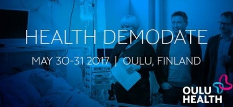 Innokas will participate in Health DemoDate – Nordic co-creation for Health Tech growth -event!