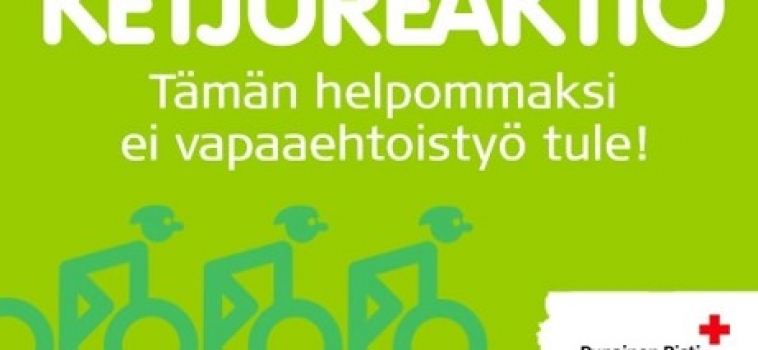 Innokas Medical cycled to fight against the climate change