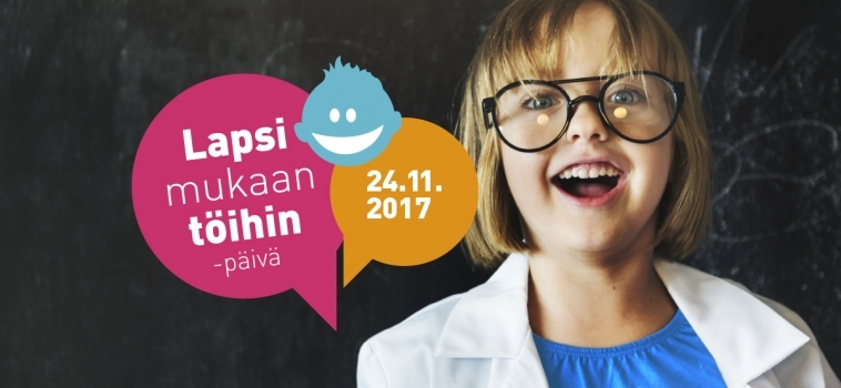 "Innokas Medical participates in ""Bring Your Child to Work"" –day!"