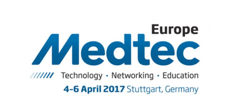 Innokas Medical will participate in the MedTec Europe -fair!