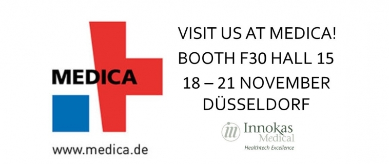 Innokas will participate in Medica trade fair!