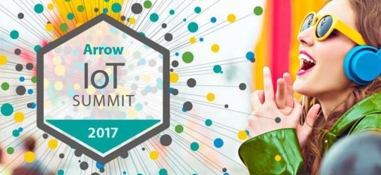 Innokas will participate in Arrow IoT Summit '17 event!