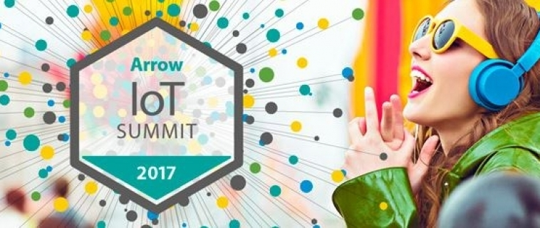 Innokas will participate in Arrow IoT Summit '17 event!