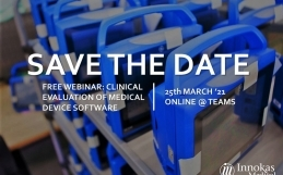 Free Webinar: Clinical Evaluation of Medical Device Software