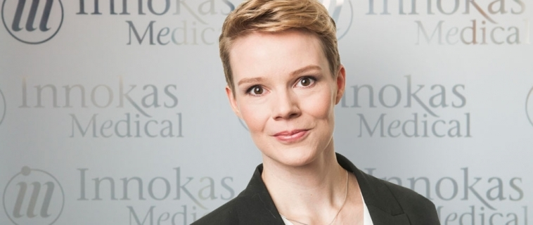 Minna Salomaa was appointed as HR Manager at Innokas Medical