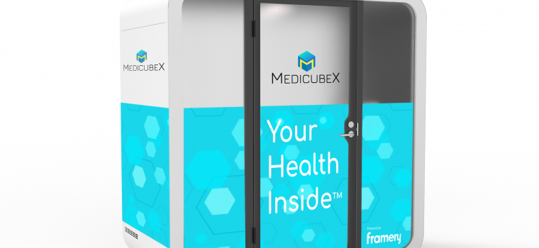 Medicubex aims for better availability of patient care and healthier lives with their intelligent remote monitoring and diagnostics solution